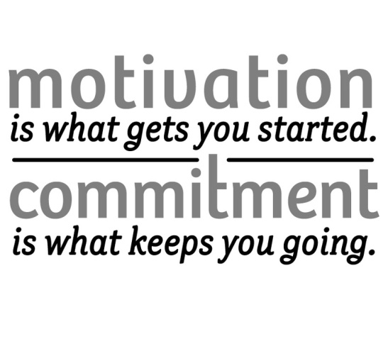 commitment-motivation
